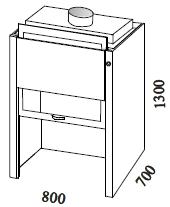 Laboratórny digestor stolový